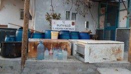 Malatya'da 3 bin litre sahte içki ele geçirildi