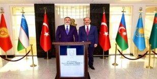 MİT Başkanı Hakan Fidan Şanlıurfa'da