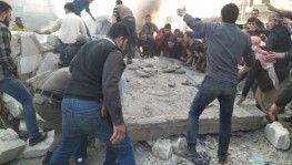 El Bab'ta patlama, 18 ölü