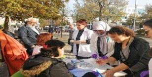 Fatsa'da 2 bin 274 kişiye kan şeker ölçümü yapıldı