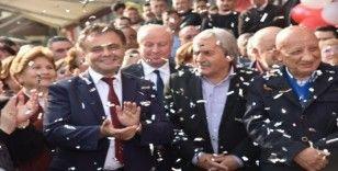 CHP Osmaneli ilçe binası hizmete açıldı