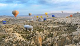 Türkiye'deki ziyaretçi sayıları açıklandı