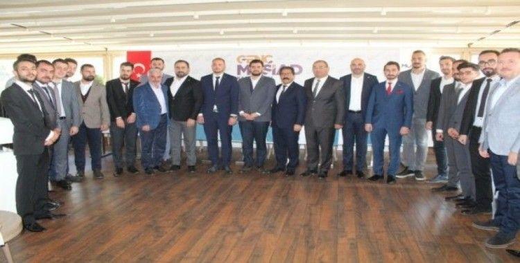 """Aydın, """"Türk devletinin varlığı adına Cumhurbaşkanımıza destek vermeye devam edeceğiz"""""""