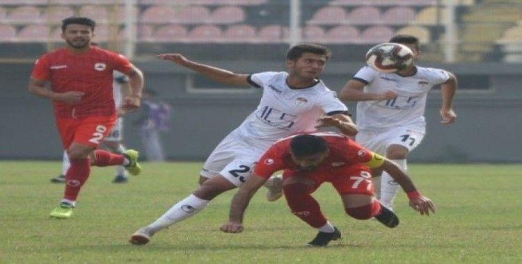TFF 3. Lig: Manisaspor: 1- Çatalcaspor: 7