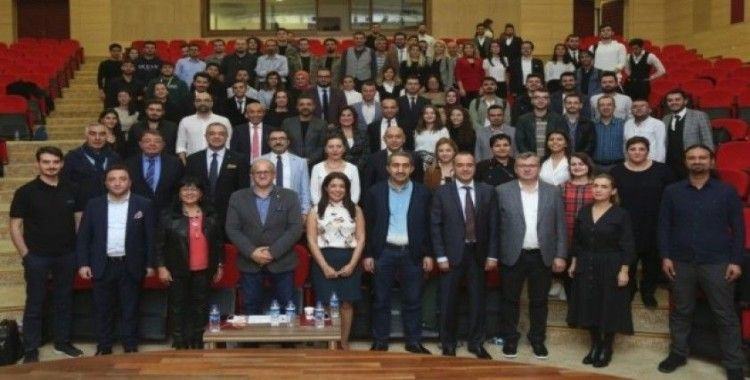 Akdeniz Üniversitesi'ne İş Fikirleri Yarışmasında birincilik ödülü