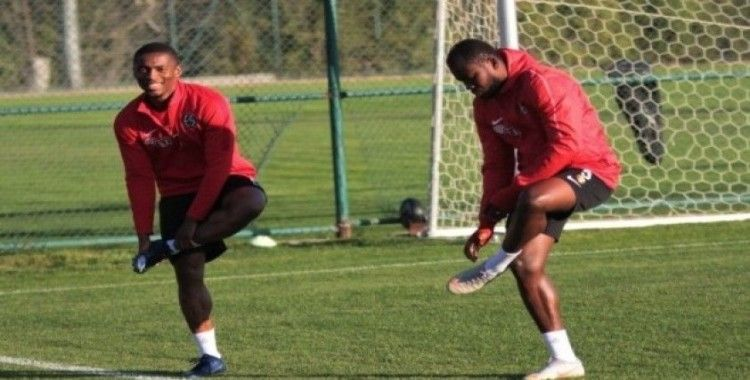 Eskişehirspor'un gol yükünü yabancılar çekiyor