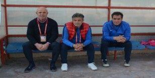 """Isparta 32 Spor Teknik Direktörü Şengün: """"Yenilmeyecek takım yok, kazanıp yolumuza devam edeceğiz"""""""
