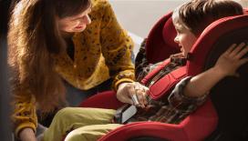 SEAT'tan çocukların otomobilde güvenli seyahat etmeleri için 10 altın kural