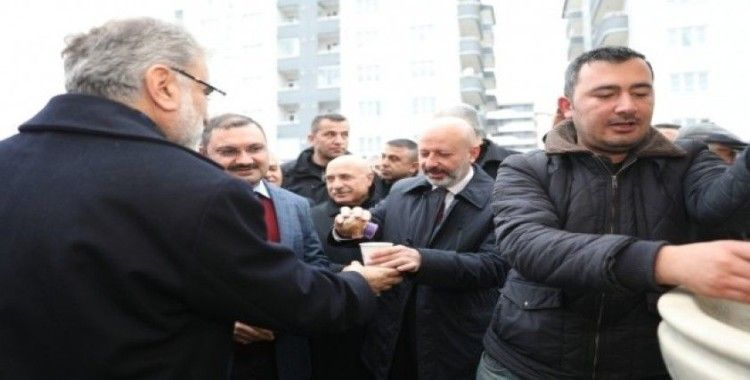 Kocasinan Belediyesi, İkram Çeşmesiyle gönülleri fethediyor