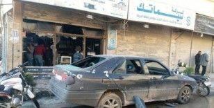 YPG/PKK'dan Azez'e topçu saldırısı: 1 ölü