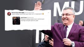 Halkın adamı Belediye Başkanı Kesimoğlu'ndan espirili cevap