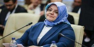 Aile Çalışma ve Sosyal Hizmetler Bakanı Selçuk: Çocuklarımız geleceğimizin teminatı