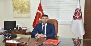 Harran Üniversite Hastanesi Başhekimliğine Ahmet Güzelçiçek Getirildi