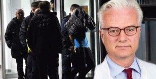 Almanya'da eski cumhurbaşkanının oğlu bıçaklanarak öldürüldü