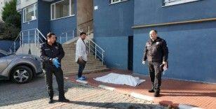 Kimya profesörü kadın kendini 4. kattan atarak intihar etti