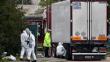 İrlanda'da konteynere gizlenmiş 16 kişi bulundu