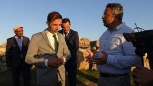Kayaalp: 'Turizm ile Diyarbakır çağ atlayacaktır'