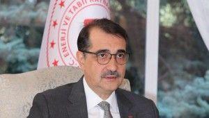 Bakan Dönmez'den 'KKTC'ye doğalgaz ve elektrik' açıklaması