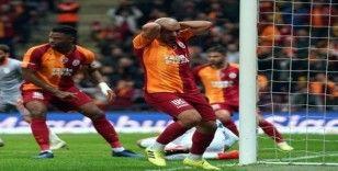 Süper Lig: Galatasaray: 0 - Medipol Başakşehir: 1 (Maç sonucu)