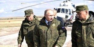Putin'den açıklama, 'Askeri güçlenmeye devam'