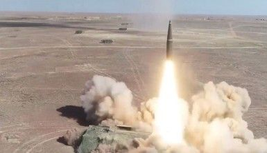 Rusya, modernize ettiği balistik füzelerin test atışlarına başladı