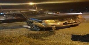 Samandağ'da trafik kazası: 5 yaralı