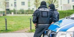 Almanya Dresden'de hırsızlık alarmı