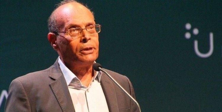 Eski Tunus Cumhurbaşkanı Mazruki, siyaseti bırakıyor