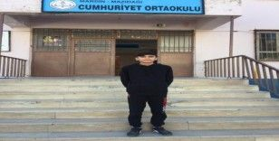 Mazıdağılı öğrenci resim yarışmasında Türkiye ikincisi oldu