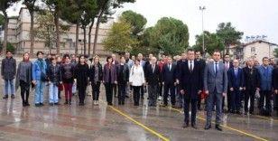 Alaşehir'de Öğretmenler Günü kutlandı
