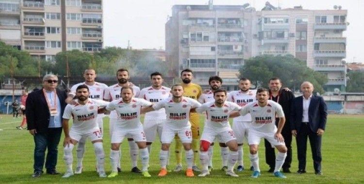 Bergama Belediyespor şampiyonluğa kitlendi