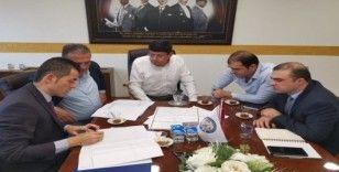 Başkan Özcan'dan Nazilli'ye iki müjde birden