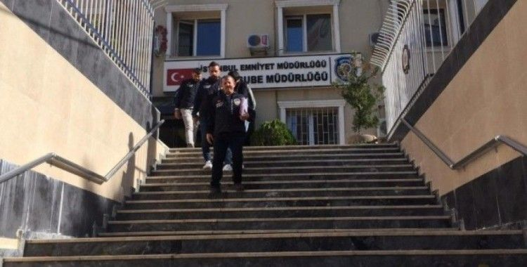 4 evden 50 bin TL'lik hırsızlık yapan şahıslar suçüstünde yakalandı