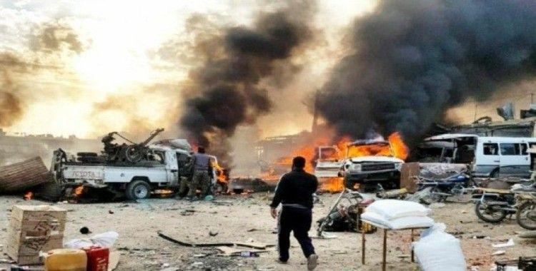 Tel Halaf kasabasında bombalı saldırı: 16 ölü