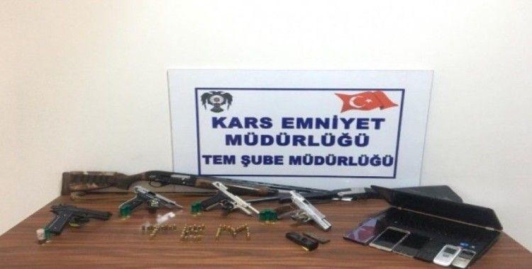 Kağızman ve Digor'da PKK/KCK operasyonu: 9 gözaltı
