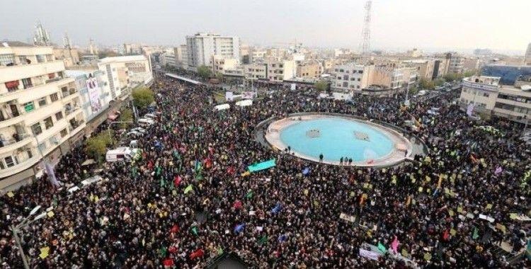 Af Örgütü: İran'daki gösterilerde en az 143 kişi öldürüldü