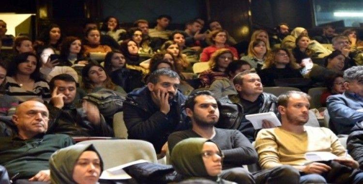 Çorlu'da öğretmenlere atık pil ve elektronik atık eğitimi