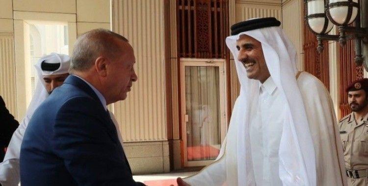 Erdoğan'dan Körfez mesajı, 'Hiç kimse ülkemizin bu coğrafyadaki mevcudiyetinden rahatsız olmamalıdır'