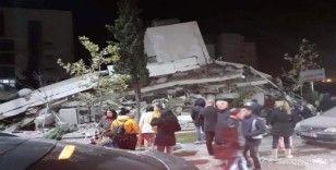 Arnavutluk'ta peş peşe depremler: 3 ölü