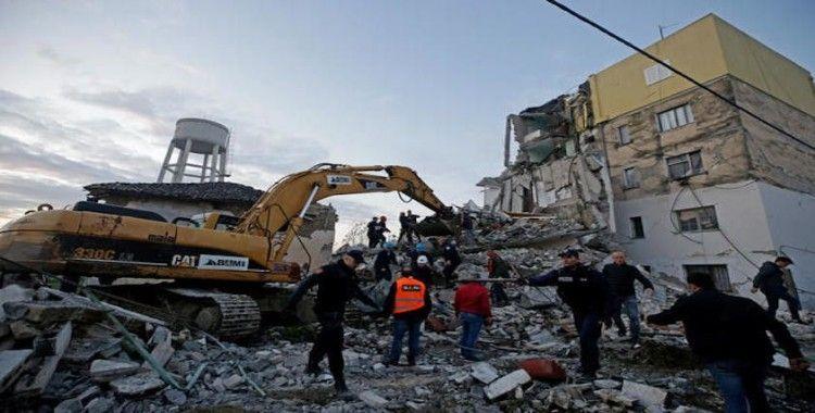 Arnavutluk depreminde ölü sayısı 6'ya yükseldi