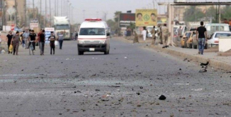 Bağdat'ta patlama: 6 ölü