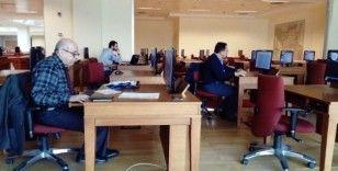Cezayirli araştırmacılara TİKA desteği