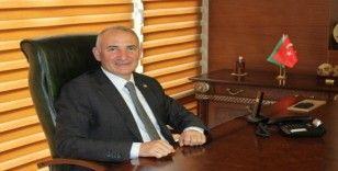 """DESMÜD Genel Başkanı Demirtaşoğlu: """"Güney Amerika'ya açılmak için çalışmalarımızı hızlandırdık"""""""