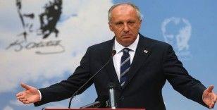 Muharrem İnce'nin 'çete' iddiaları CHP Genel Merkezi'nde dinlenecek