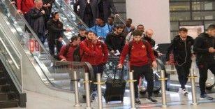 Roma, Başakşehir maçı için İstanbul'da