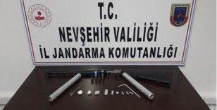 Nevşehir'de uyuşturucudan 5 kişi gözaltına alındı