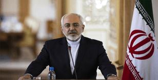 İran Dışişleri Bakanı Zarif, Taliban heyeti ile görüştü