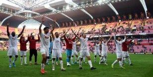 Sivasspor'da yerli oyunculardan takıma önemli katkı