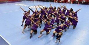 Muratpaşa Belediyespor Kadın Hentbol Takımı Görele'yi ağırlayacak