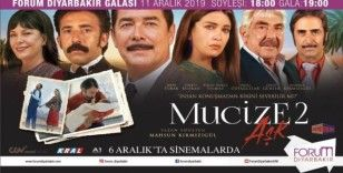 Mahsun Kızmızıgül'ün yazıp yönettiği filmin galası Diyarbakır'da yapılacak